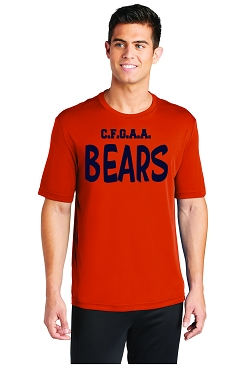 Bears, Coaches Shirt
