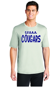 Cougars, Coaches Shirt