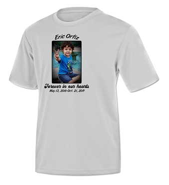 #ERICSTRONG Dri Fit Shirt