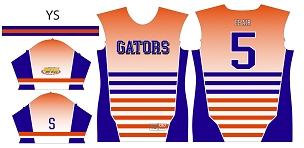 Gators, Custom Jersey