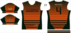 Grasshoppers, Custom Jersey