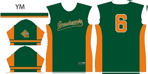 Grasshoppers, Jersey, Sublimated