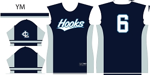 Hooks, Jersey, Sublimated