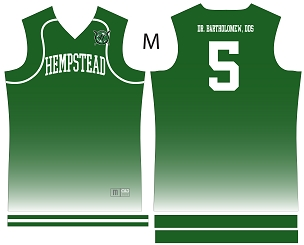 Hempstead Jrs Softball, Jersey, Sublimated