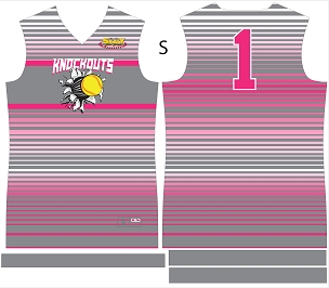 Knockouts, Jersey, Sublimated