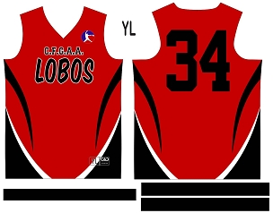 Lobos, Jersey with Sleeves