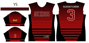 Muckdogs, Custom Jersey