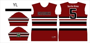 Diamondbacks, Jersey, Sublimated
