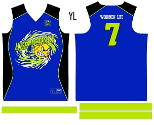 Herricanes, Jersey, Sublimated