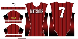 MuckDogs, Jersey, Sublimated