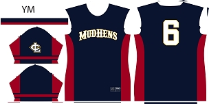 Mudhens, Jersey, Sublimated