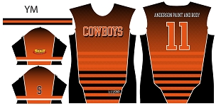 OSU Cowboys, Custom Jersey