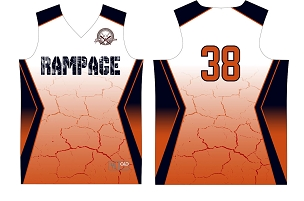 Rampage, Full Sublimated Jersey