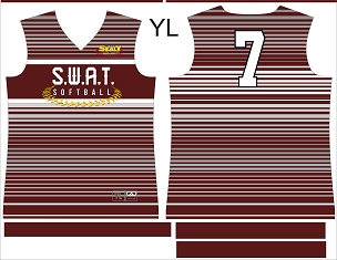 SWAT, Jersey, Sublimated