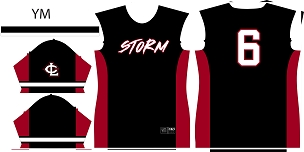Storm, Jersey, Sublimated
