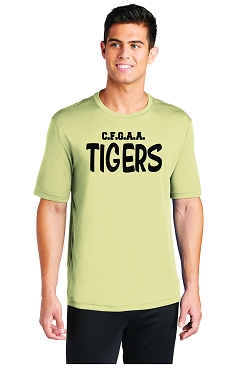 Tigers, Coaches Shirt