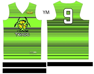 Toxic, Jersey, Sublimated