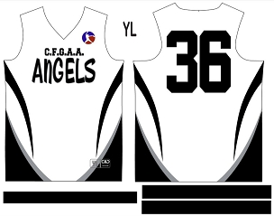 Angels, Jersey with Sleeves