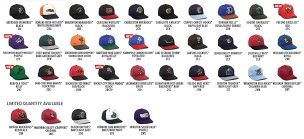 Cap, OC Sports, MiLB, Licensed Replica, Minor League