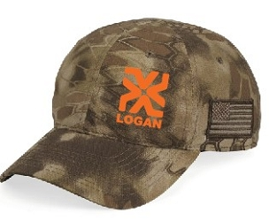 Cap, Kryptic Camo, Unstructured