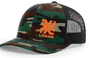 Cap, Richardson 112, Logan Camo