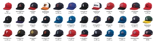 Cap, OC Sports, MLB, Licensed Replica