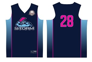 Storm, Full Sublimated Jersey
