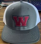 WCSA All Star Hat- White